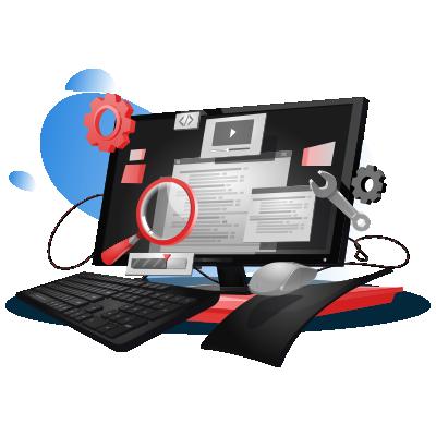 Web Design & App Development